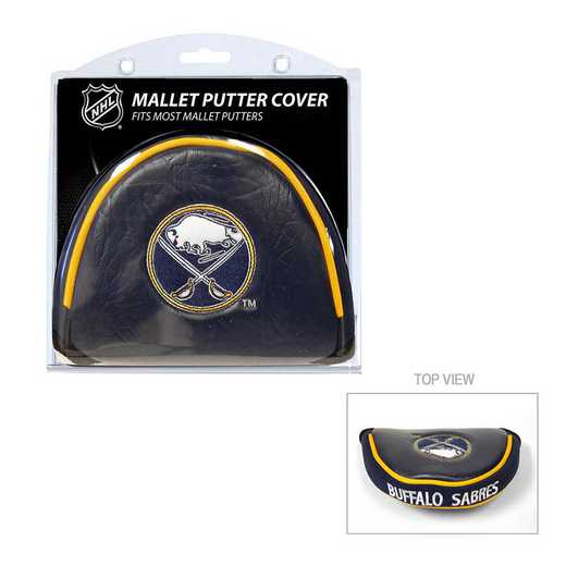 13231: Golf Mallet Putter Cover Buffalo Sabres